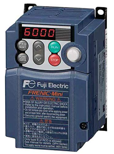 Fuji Electric, FRN0020C2S-2U, 5hp 230v 3ph Variable Frequency Drive