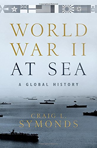 World War II at Sea: A Global History cover