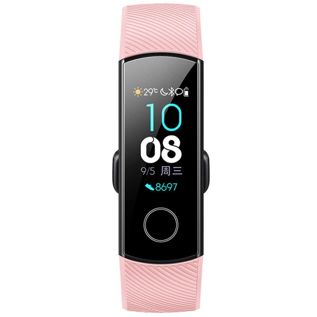 Gaddrt Huawei Honor Amoled-Touchscreen-Herzfrequenz Band 4 Smart-Armband Amoled-Touchscreen-Herzfrequenz Honor Smart-Band-Armband 5c9018