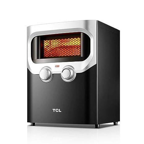 Heater LVZAIXI Calentador Hogar Chimenea Calentadores Oficina Ahorro de energía Calefactores de energía Estufas de Gas