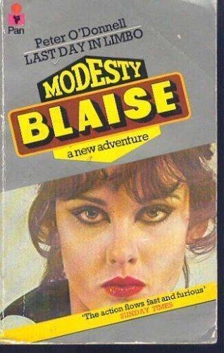 Modesty Blaise: Last Day in Limbo