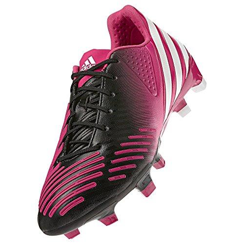 adidas Predator LZ TRX FG US Womens 6.5 M (BrightPink/PrimeRunningWhite/Black) by adidas