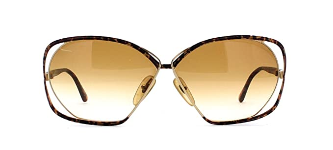 Amazon.com: Christian Dior 2499 42 Oro y café Authentic ...