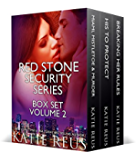 Red Stone Security Series Box Set: Volume 2 (English Edition)