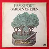 PASSPORT Garden Of Eden LP Vinyl VG Cover VG+ 1979 Atlantic SD 19233