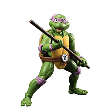 Ruyifang Tortugas Ninja: Purple Grape Figura de acción Don ...