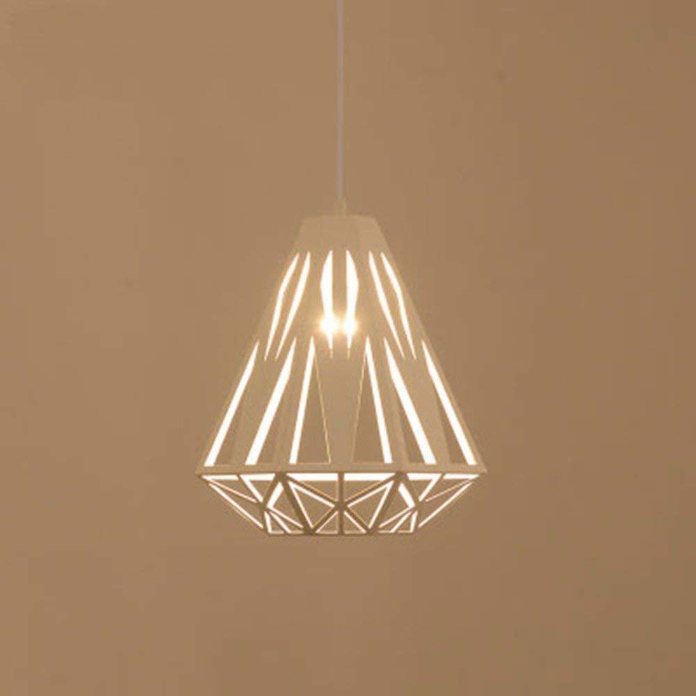 EI Kreative Haushaltsbeleuchtung Schlafzimmer Wohnzimmer Persönlichkeit Lampen und Kronleuchter Nordic Sepia Industrie Air Moderne Café Eisen Frigobar Weiß 20  20 cm