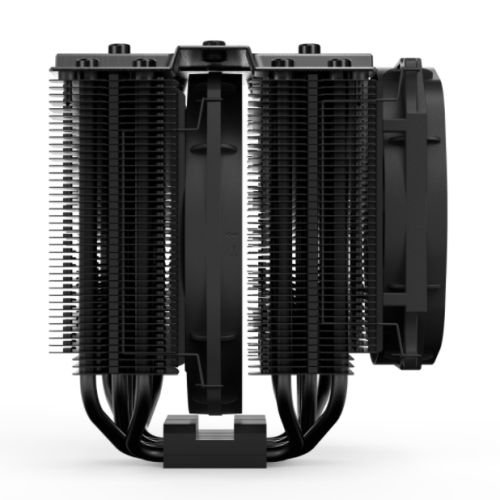 be quiet! BK022 Dark Rock Pro 4 CPU Air Cooler 250W TDP 6-Pole Fan Motor 6 Heat Pipes Silent Wings135mm PWM Fan by be quiet! (Image #1)