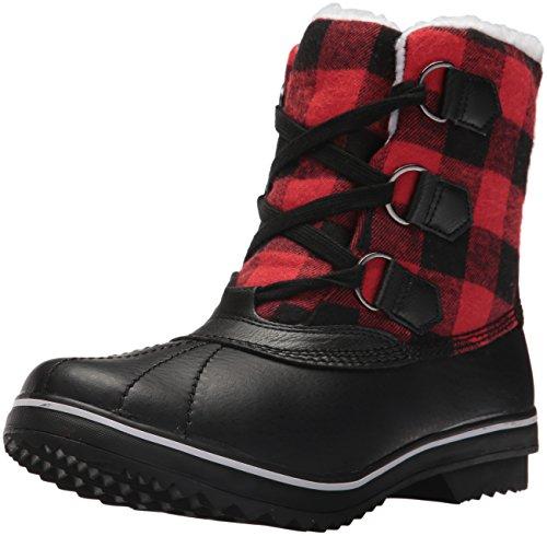 free shipping 100% guaranteed buy cheap wiki JBU by Jambu Women's Brenda Weather Ready Snow Boot Red Plaid cheap cheap online sneakernews sale online reliable online qI6jOwj