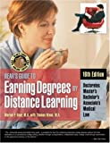 Bears Guide to Earning Degrees by Distance Learning