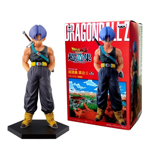 Banpresto Dragon Ball Z The Figure Collection Volume 2 Trunks 6
