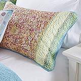 Barefoot Bungalow Palisades Pastel Quilt