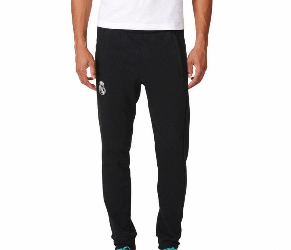adidas 2016-2017 Real Madrid BST Core Sweat Pants (Black): Amazon ...