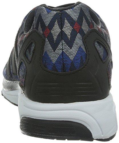 Noiess Ftwbla Adidas Baskets Supcol Imprimé Flux Tech Zx 1wxqpXI