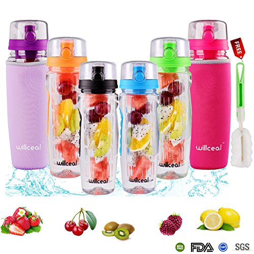 fruit infused water bottles - 7