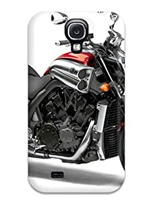 Awesome Design Yamaha Motorcycle Hard Case Cover For Galaxy S4