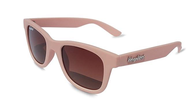 Gafas de Sol Polarizadas WoopWoop Rosa Palo P26: Amazon.es ...