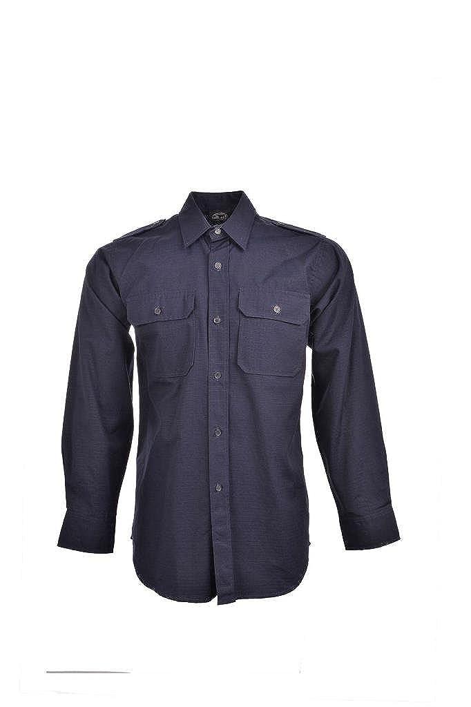 Mil-Tec RipStop Camicia manica lunga Oliva