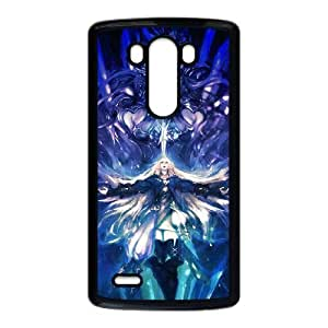 Final Fantasy Lg G3 Cell Phone Case Black WON6189218003530
