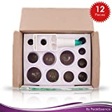 Premium Cupping Therapy Set-12 Pieces, Chinese