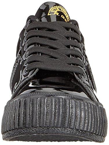 Baskets Noir black 02 Flame Gear L black Femme a SPxqtwPz6