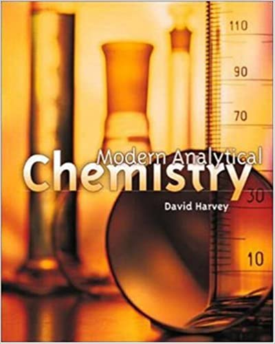 Chemistry analytical ebook modern