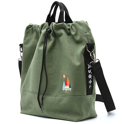 ce6a5d24012e Jual Women Casual Canvas Shoulder Bags