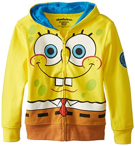 Nickelodeon-Boys-Spongebob-Little-Boys-Hoodie