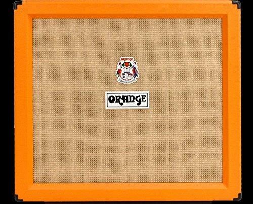 - Orange PPC412-C - 240-Watt 4x12 Inches Straight Cabinet - Orange