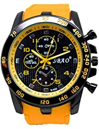 Men's Analog Sports Watch Military Wrist Quartz Watch Large Dual Dial Digital Outdoor Watches,Mens Watches on Sale Clearance (F)