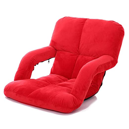 Easy II Lazy Sofa con Asa Integrada, Silla De Piso Acolchada ...