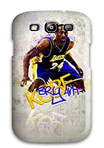 New Style 8041134K558393864 los angeles lakers nba basketball (73) NBA Sports & Colleges colorful Samsung Galaxy S3 cases