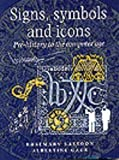 img - for Signs, Symbols and Icons by A Gaur (1995-01-01) book / textbook / text book