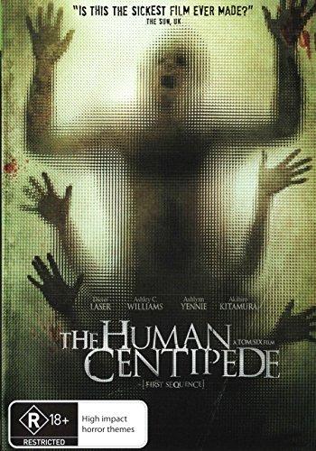 The Human Centipede   NON-USA Format   PAL   Region 4 Import - Australia