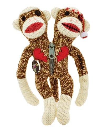 Yarn Zombies Sock Monkey