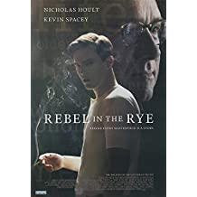 """Rebel in the Rye - Authentic Original 27"""" x 39"""" Movie Poster"""