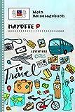 Mayotte Reisetagebuch: Kinder Reise Aktivitätsbuch zum Ausfüllen, Eintragen, Malen, Einkleben A5 - Ferien unterwegs Tagebuch zum Selberschreiben - ... Journal für Mädchen, Jungen (German Edition)