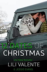 Twelve Dates of Christmas (Lonesome Point Texas Book 4)