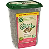 Greenies FELINE Dental Treats For Cats Savory Salmon Flavor 11 Ounces With Natural Ingredients Plus Vitamins - Minerals - And Other Nutrients