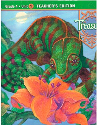 Grade 4 Unit 1 Treasures Teachers Edition Macmillan McGraw-Hill 2009