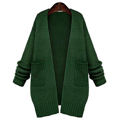 【春にぴったり】 3 色 レディース OL セレブ 高級 ロング コート カーディガン ジャケット おしゃれ