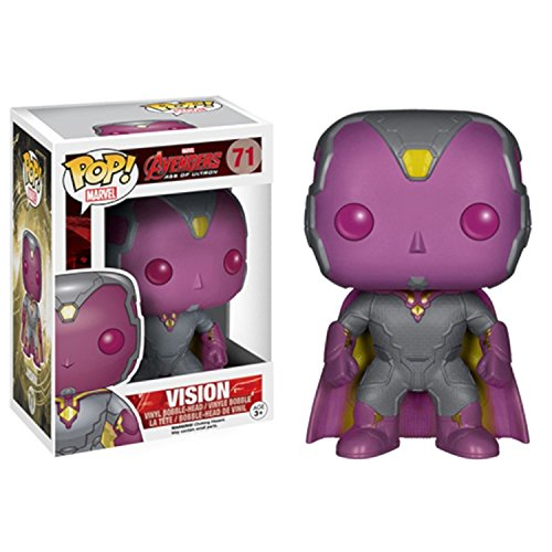 Funko, LLC 4782 Pop Avengers - Age of Ultron - Vision
