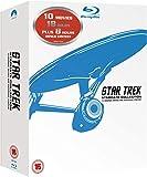 Star Trek Film 1-10 - Collezione Blu-ray - Stardate Collection [Edizione: Europa]  [Edizione: Francia]