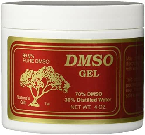 DMSO 70/30 Gel, Unfragranced, 4 Ounce