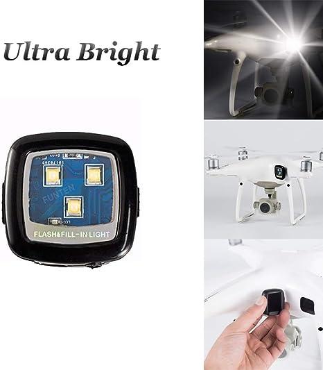 Flash Strobe Lamp Night Flight Lights For DJI Mavic Air//Pro Spark Phantom Drone