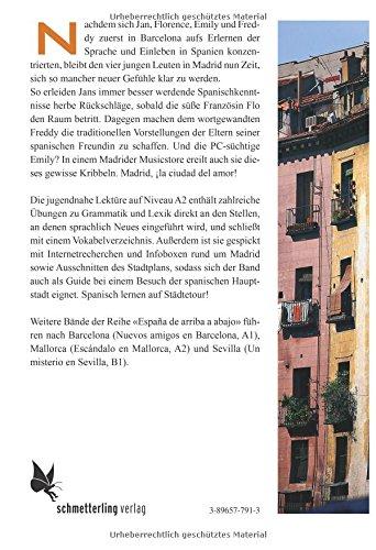 Un amor en Madrid: España de arriba a abajo: Amazon.es: Rodriguez ...
