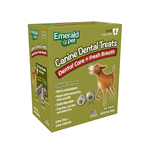 Smart N' Tasty 32-Ounce Fresh Breath Dental Treats, Small