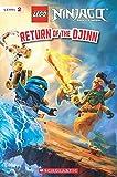 img - for Return of the Djinn (LEGO Ninjago: Reader) book / textbook / text book