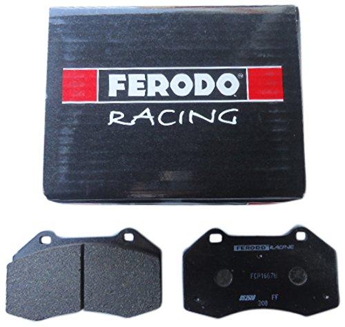 FERODO ブレーキパッド DS2500 ALFA MITO/ルノー2.0L Sport フロント(brembo) FCP1667H B00JQTE4YO