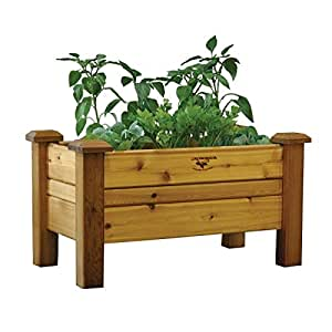 Gronomics VWPB 18-47 18 x 47 x 20 in. Vinyl Wrapped Planter Box